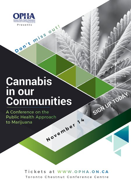 cannabis in our communities